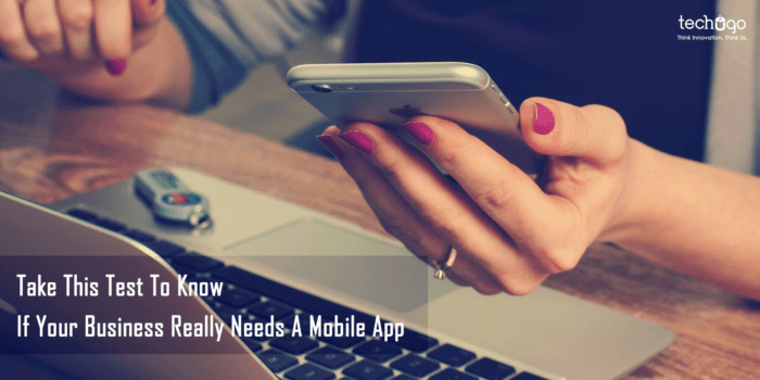 Your Business Really Needs A Mobile App