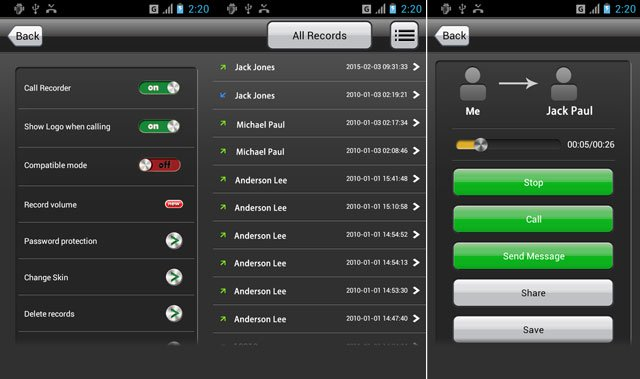 Auto Call Recorder: