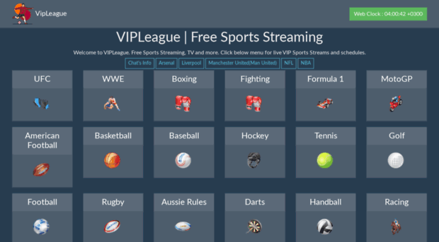 cricfree free sports streaming sites