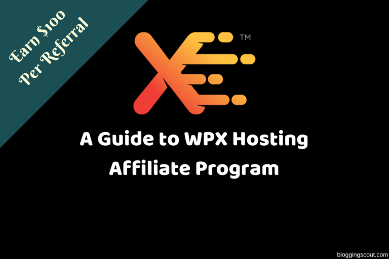 WPX Hosting Affiliate Program Guide