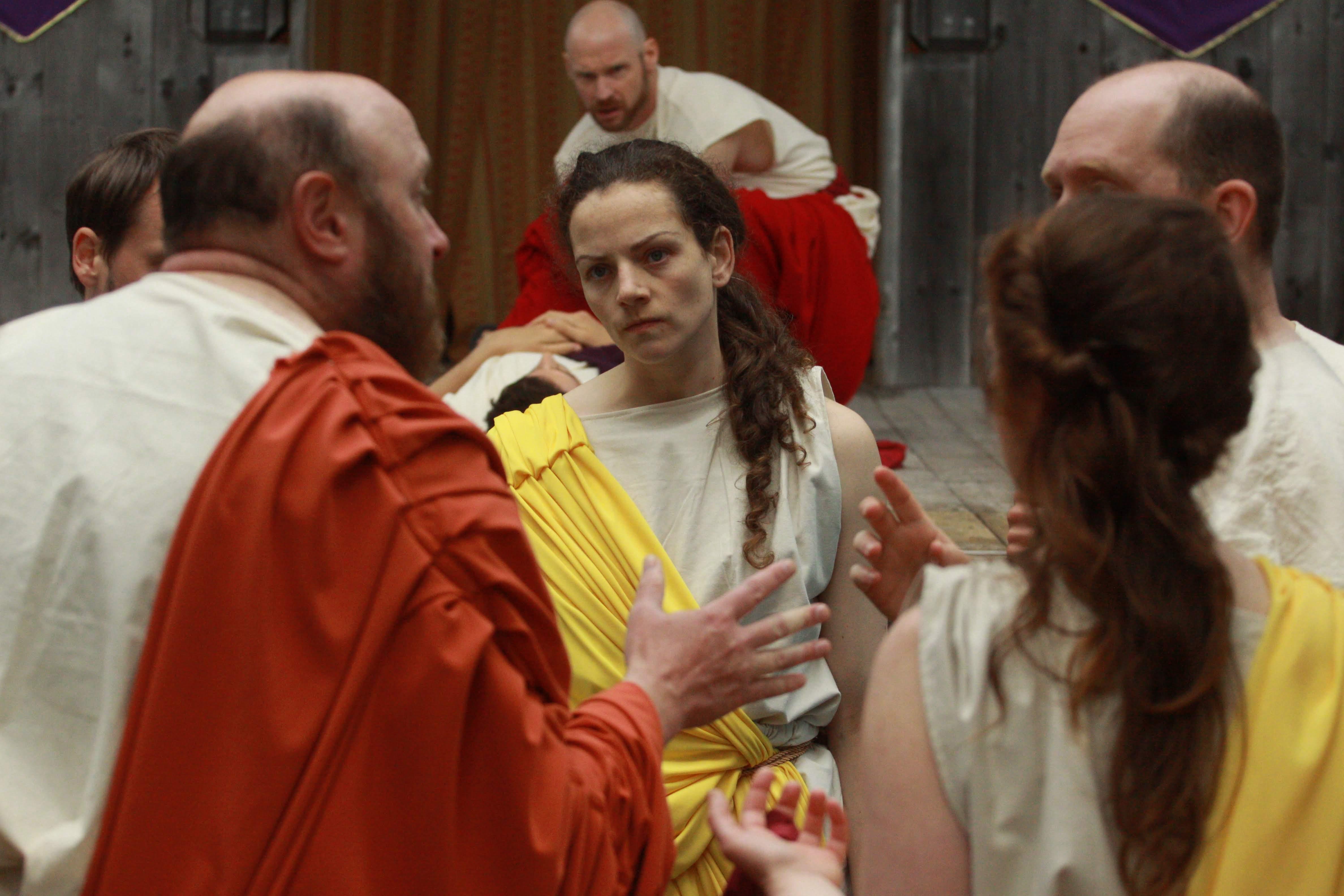 Julius Caesar Dir Danielle Irvine Perchance Theatre At