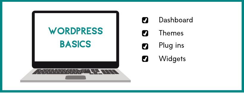 Learn the basics of setting up your WordPress blog.