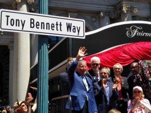 Tony Bennett Way