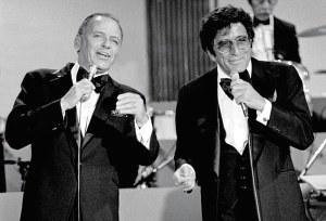 Frank Sinatra and Tony Bennett
