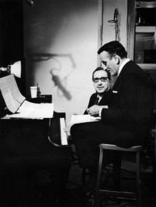 Harold Arlen Tony Bennett 1964 - Song of the Day: So Long, Big Time