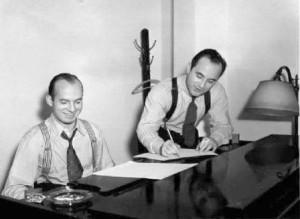 Jimmy Van Heusen and Johnny Burke