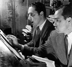 Harold Arlen and Johnny Mercer