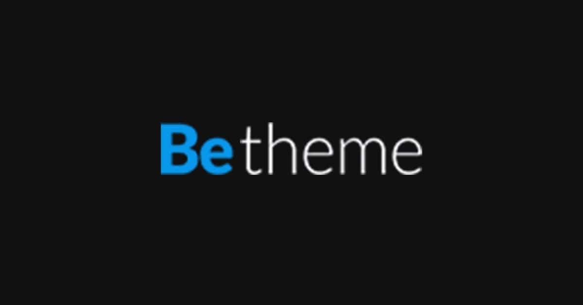 BeTheme Review 2020 – A Premium Multipurpose WordPress Theme