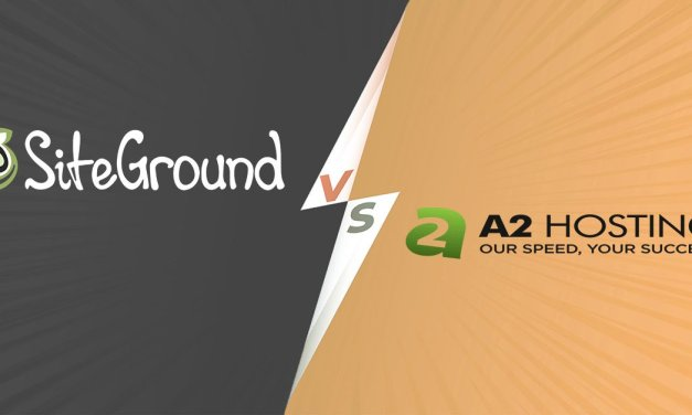SiteGround vs A2 Hosting – Which One is Better in 2020?