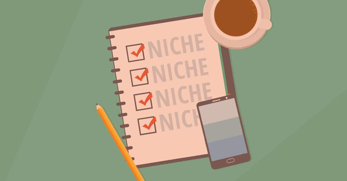 Choosing a Niche for Blog