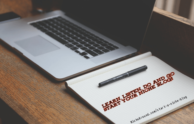 Final point on how to start a niche blog