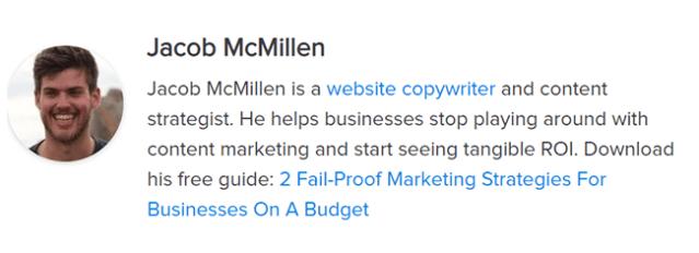 Jacob McMillen bio