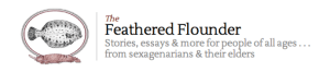 feathered flounder