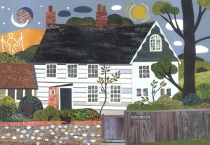 Night and Day, Monk's House