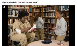 Orange is the New Black screenshot