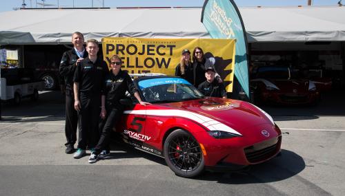 Project Yellow Light awards scholarship winners