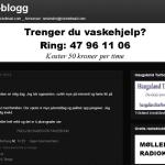 sindres blogg