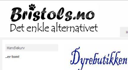 Dyrebutikken på nett