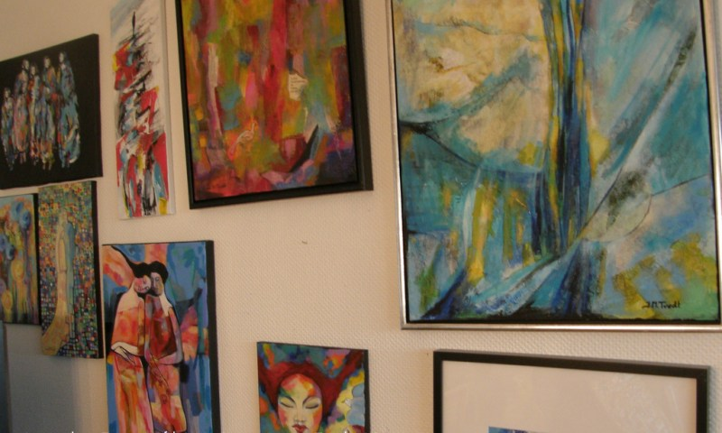 Jane Monica Tvedt – Empire of heart Art gallery