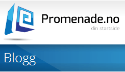 Promenade.no – Blogg