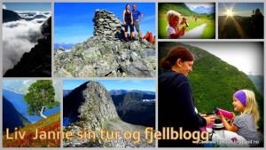 Liv Janne sin tur og fjellblogg