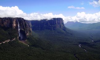 Churún Canyon (also known as Devil's Canyon)