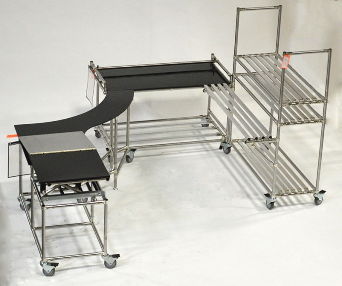 height-adjustable-gravity-flow-gotopac-proform-pipe-and-joint-rack
