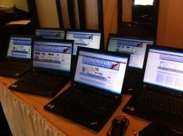Laptop Station