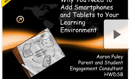 Smartphones and Tablets for Teaching / Learning