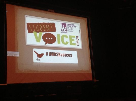 #HWDSBvoices