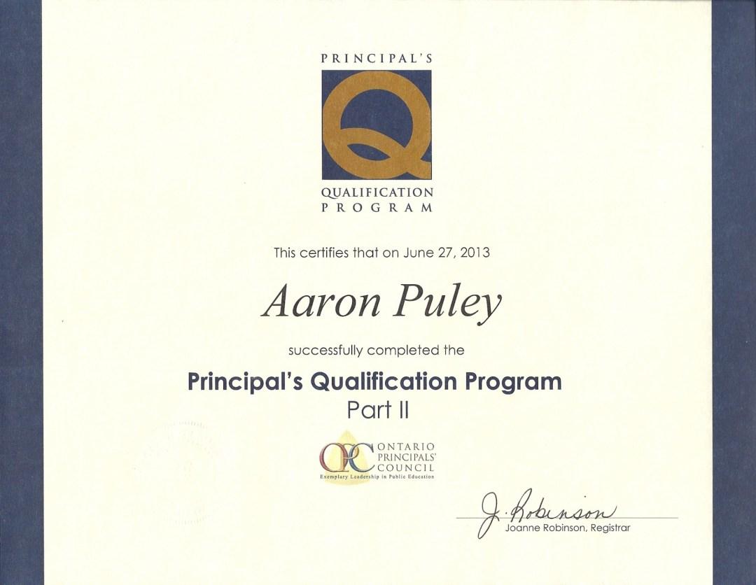 OPC - Part 2 - Certificate