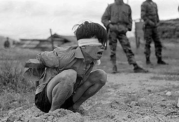 El horror de la guerra
