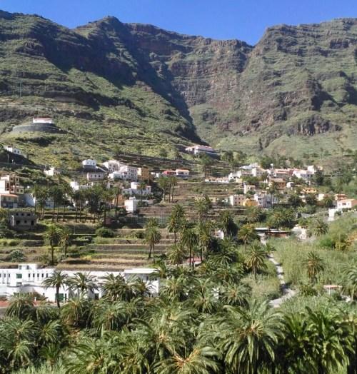 Valle Gran Rey. Fotografía de Noemi Martin