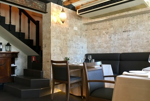 """Comedor de """"El Bar"""" Barcelona"""