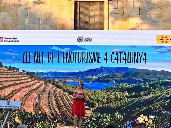Nit de l'Enoturisme a Catalunya