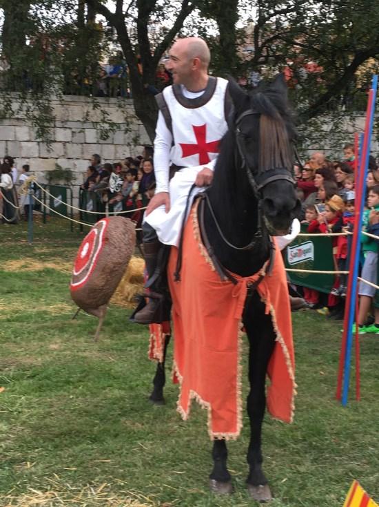 Caballero de la Edad Media