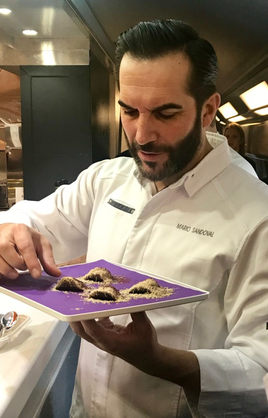 Chef Mario Sandoval