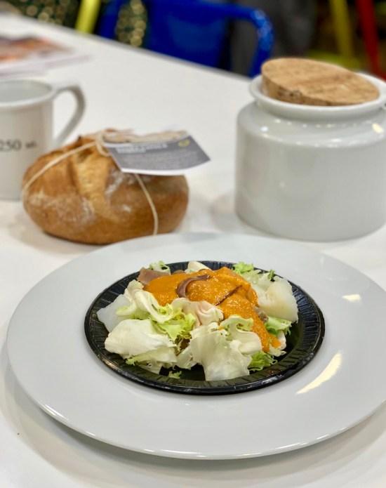 En la 22ª Edición de la Ruta del Xató en Chef Caprabo de l'Illa Diagonal