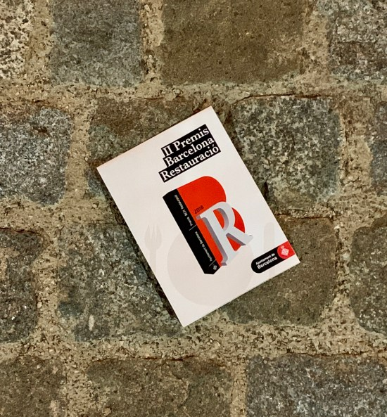 II Premis Barcelona Restauració