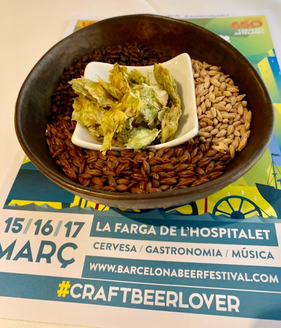 Presentación de la VIII Edición de la Barcelona Beer Festival