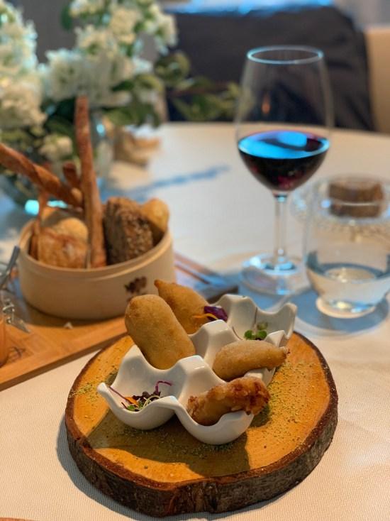 Croquetas de cocido y jamón