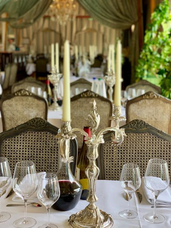 Candelabros de la Tente D'Apparat en Les Grands Buffets de Narbonne