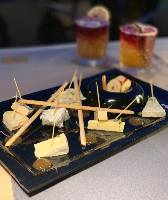 Selección de 5 quesos afinados