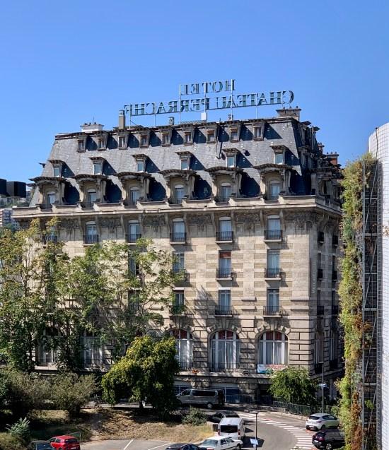 Mercure Lyon Centre Chàteau Perrache