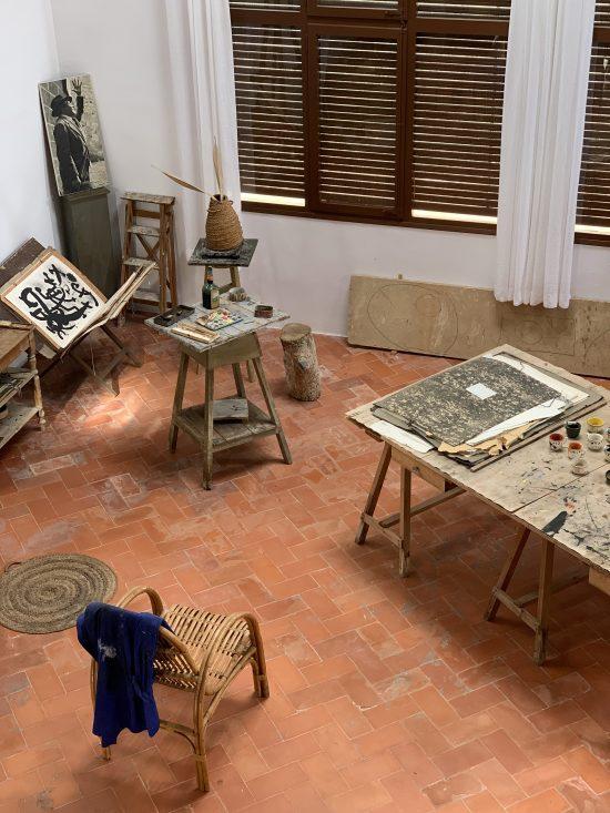 Estudio de Miró