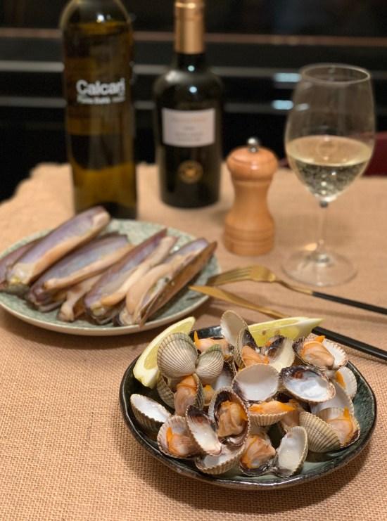 Propuesta de maridaje con el vino Calcari de Parés Baltà