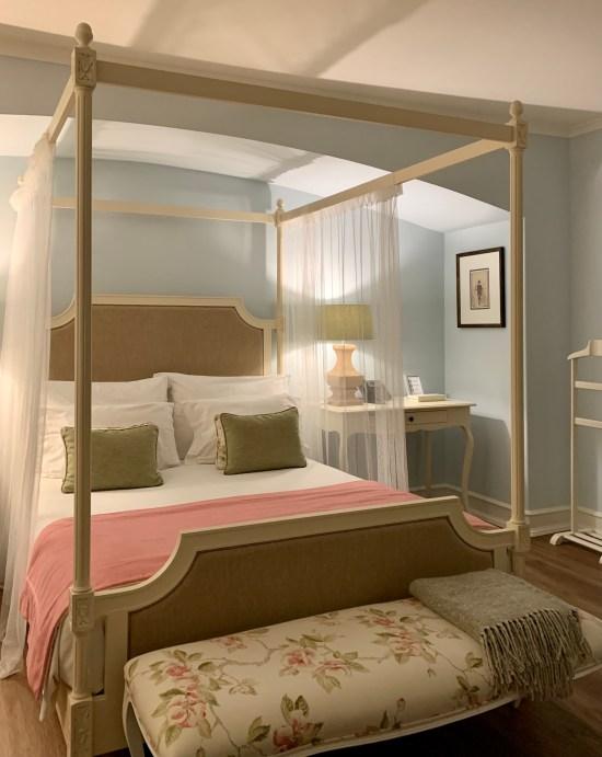 habitación en el hotel Casa Palmela