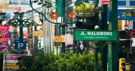 Kawasan Malioboro, Yogyakarta