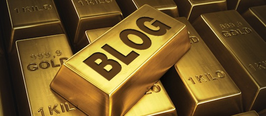 how to improve your blogger bio