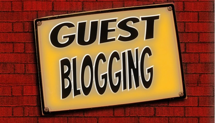 So, You Want Guest Posts on Your Blog? Here's How to Avoid Disaster